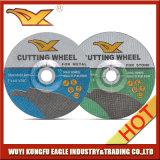 Discos y ruedas abrasivos del corte para el metal de pulido