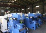 Máquina giratória de 20 estações para fazer duas solas das sapatas da densidade
