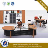 튼튼한 사무용 가구 MDF L 모양 사무실 행정상 책상 (NS-NW100)