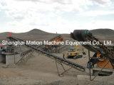 構築の粉砕機機械