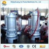 Pompe d'eaux usées submersible centrifuge à eau ordinaire OEM