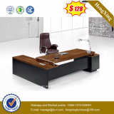 Executive Desk Glass Table Office Modern Office Furniture (HX-GL001)