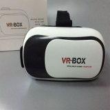 Самые лучшие стекла Vr подарка рождества, шлемофон Vr, коробка Vr 2.0 для оптовой продажи