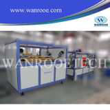cadena de producción gemela del estirador del tubo del HDPE del PVC del tornillo de 20-110m m