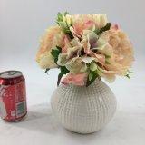 Plantas de los bonsais de las flores artificiales de la decoración de la boda