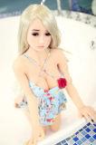 куклы взрослого силикона Asain японские маленькие Gilr естественной кожи 125cm
