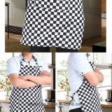 Delantal de la cintura del cocinero de la buena calidad