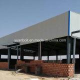 Het Staal van lage Kosten - de frame Bouw door China Van uitstekende kwaliteit Manufcturer