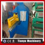Découpage en acier tondant formant la machine