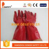 Ddsafety 2017 Rot Belüftung-Handschuh-lange Stulpe
