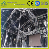 Подгонянная ферменная конструкция круга алюминиевого сплава триангулярная