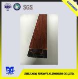 Profils d'alliage d'aluminium de qualité pour Windows en aluminium avec la barrière thermique de méthodologie de mise en place