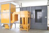 Powder Coating Paint Equipment for Powder Recovery