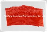 De plastic Zakken van de Ritssluiting van de Verbinding van de Greep van de Rang van het Voedsel