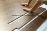 Plancher étanche à l'humidité de PVC d'usine pour le ménage