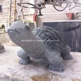 Scultura animale del gallo del granito per la decorazione