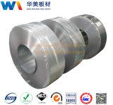 Haushaltsgerät Using galvanisierten Stahl