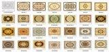 Azulejos esmaltados de cerámica de la moqueta de Foshan (BDJ80134)