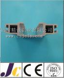 Profil en aluminium perforé 6063 par T6, profils en aluminium d'extrusion (JC-W-10064)