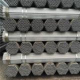 La plaine termine la pipe galvanisée du programme 40 d'ASTM A53 ASTM A106 gr. B