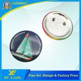 رخيصة [فكتوري بريس] صنع وفقا لطلب الزّبون معدن قصدير زرّ شامة مع أيّ علامة تجاريّة