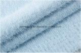 Suéter azul del `S de las mujeres del poliester
