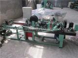 Hoch entwickelter direkter Fabrik-Stacheldraht, der Maschine einzelne Zeile Draht bildet