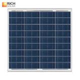 módulo solar conveniente policristalino do painel solar da célula solar 60W mini
