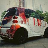 Обруч винила автомобиля стикера автомобиля PVC ржавчины нового воздушного пузыря собственной личности картин 1.52*20m слипчивого водоустойчивого свободно Anti-Theft около меня