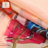 Длинняя Multicolor напечатанная повелительница Способ Шелк Шарф