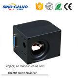 Cabeça do Galvo do laser do CO2 Jd2208 do Ce/varredor aprovados do galvanômetro