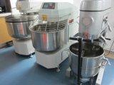 Misturador da farinha da espiral do equipamento da padaria (a farinha modelo a mais grande da mistura 100kg)