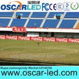 Индикация периметра P8 P10 P16 P20 напольная СИД для футбола, рекламировать стадиона футбола