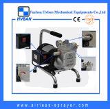 Máquina mal ventilada de alta pressão da pintura da potência