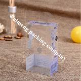 Любимчик верхнего качества напечатанный ясный складывая размер таможни пластичной коробки