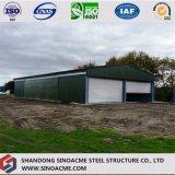 Vorfabrizierter Portalrahmen-Stahllager für Boots-Deckel