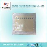 Aderente Tratamento de queimaduras mínimas esterilizadas Tratamento de hidrogel médico com borda