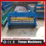 Metalleisen galvanisiertes Ibr Dach-Fliese-Blatt, das Maschine herstellt