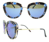 Lunettes de soleil à extrémité élevé de lunettes de soleil de l'Italie de lunettes de soleil faites sur commande de modèle
