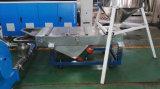 Weiches steifes Plastik-Belüftung-Verbundkörnchen-granulierender Strangpresßling-Produktionszweig