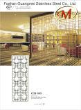 ホーム使用されたステンレス鋼スクリーンのガードレール(Wintersweetパターン)