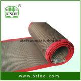 Alto nastro trasportatore del Teflon dell'acciaio inossidabile PTFE della maglia di durevolezza