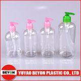 500ml Boston Plastikflasche für das Shampoo-und Dusche-Verpacken (ZY01-B098)