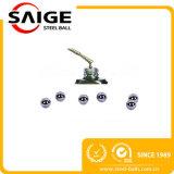 La bola de acero con poco carbono de la marca de fábrica 6.35m m de Saige para el ciclo parte venta entera
