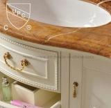 Lavabo di ceramica della mano della stanza da bagno di alta qualità sotto il dispersore Sn013 del montaggio