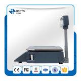 Маштаб цифров электронный веся с печатание ярлыка принтера термально вычисляет по маштабу Hls1000