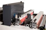 Lamineur à base d'eau chaud et froid automatique de guichet avec le coupeur de Voler-Couteau (XJFMKC-120)
