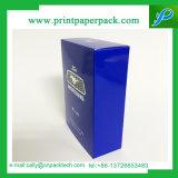 Коробка подарка бумажного роскошного дух упаковывая