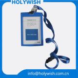 Пластмасса RFID популярного ABS трудная преграждая держатель кредитной карточки