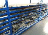 Wärmetauscher-Platte und Dichtung (Gleichgestelltes mit APV T4/R55/D37/K34/K55/K71/H12/H17/N25/N35/N50/M60/M92/M107/M185/P105/P190/A055/A085/)